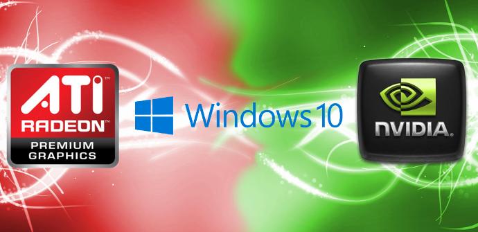Ati Nvidia Windows 10