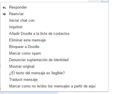 Bloqueo de Gmail