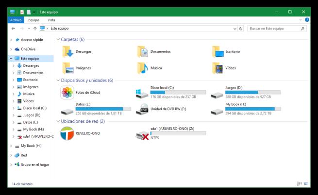 Color en la barra de título de las ventanas de Windows 10