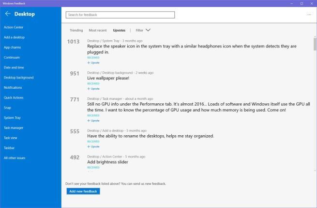 Las 5 características mas esperadas de Windows 10
