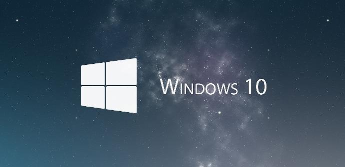 Windows 10 bajo el cielo