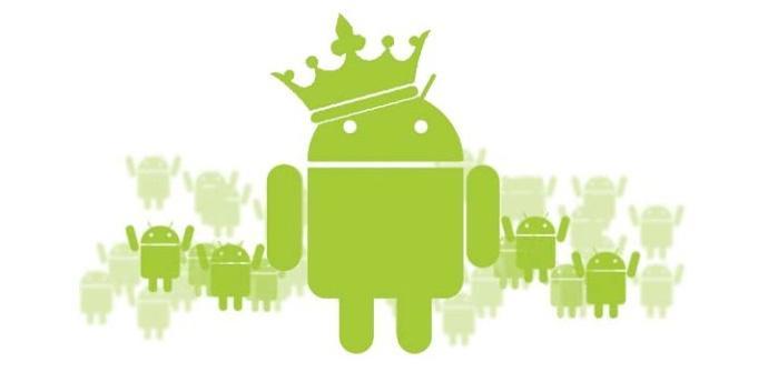 Android sigue siendo líder