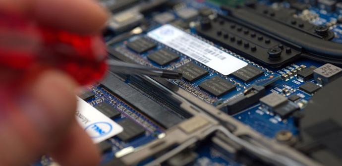 Cambiar hardware en un PC