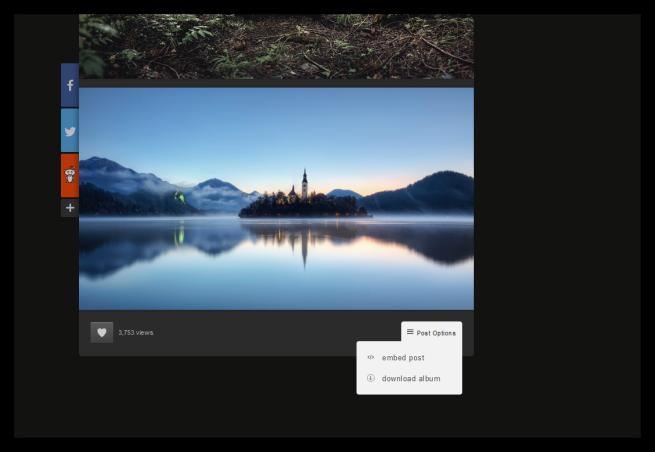 Descargar colección fondos Windows 10 Spotligh de Imgur