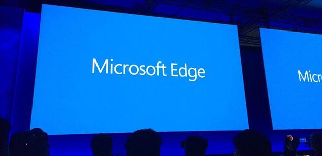 Resultado de imagen para microsoft edge