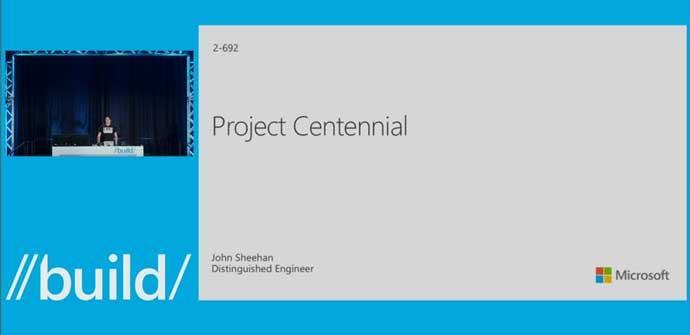 Project Centennial
