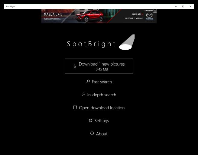 Spotbright - Nuevas imagenes encontradas