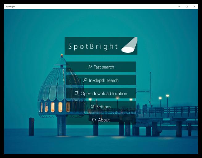 Spotbright - descargar fotos Spotlight