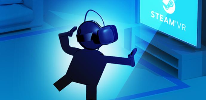 Steam VR - Realidad virtual