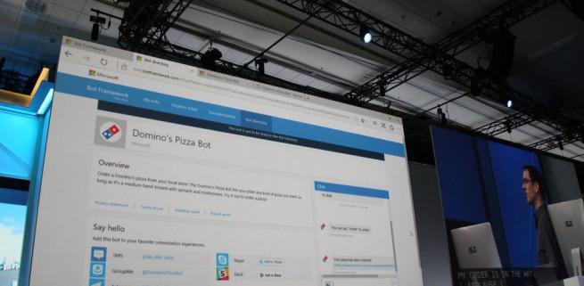 Bot en Windows 10