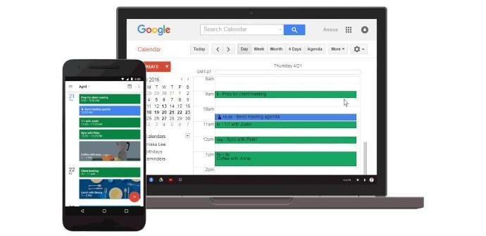 Ver noticia 'Google Calendar ya puede programar el mejor horario para tus reuniones'