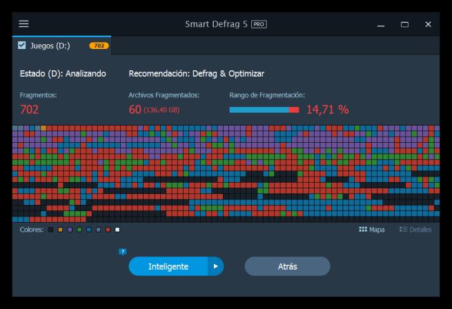 IObit Smart Defrag - Desfragmentar disco duro