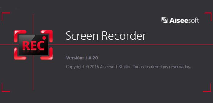 Logo Aiseesoft Screen Recorder