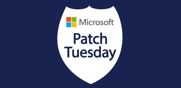 Martes de parches - Boletines de seguridad de Microsoft