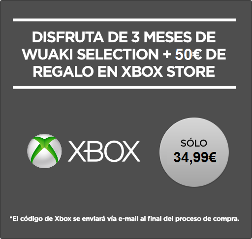 Wuaki + Xbox