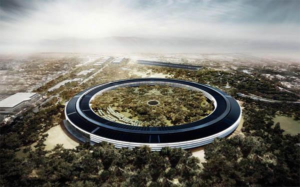 Nueva sede de Apple