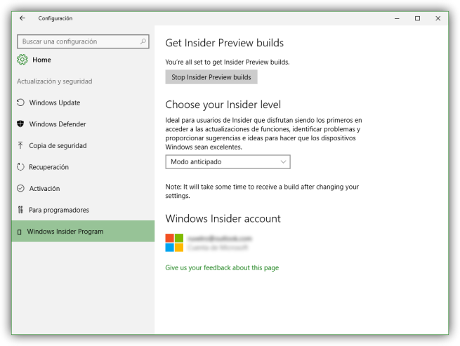 Windows 10 Anniversary Update Insider 2016