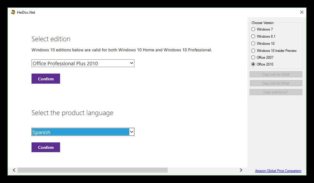 descargar office 2010 64 bits windows 10