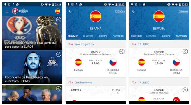 App UEFA EURO 2016