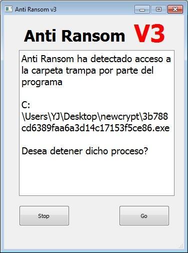 Anti Ransomware 3.0
