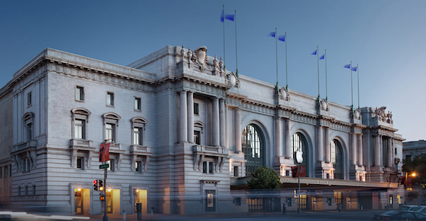 Bill Graham Civic Auditorum, donde Apple celebrará el WWDC 2016