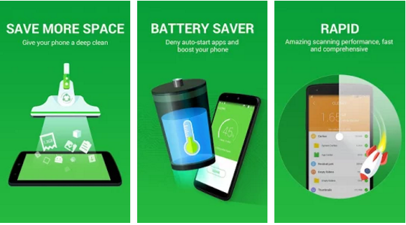 Clean it para Android