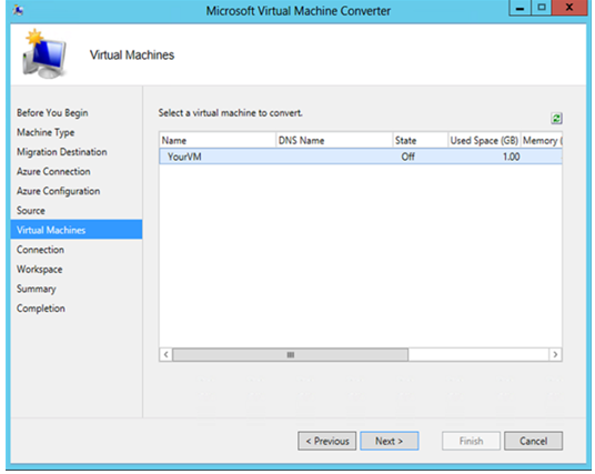 Microsoft Virtual Converter Machine
