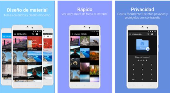 QuickPic para Android
