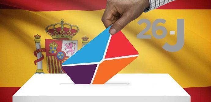 elecciones Generales 26J