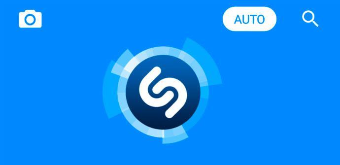 Shazam para Android