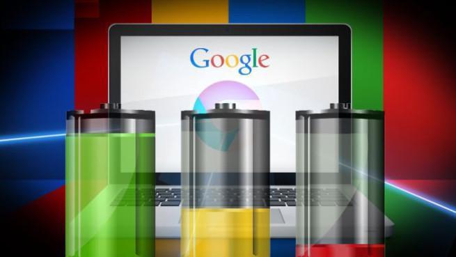 Consumo batería Chrome