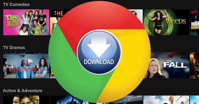 Descargas piratas Google Chrome