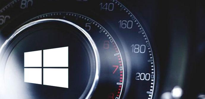 Velocidad arranque Windows