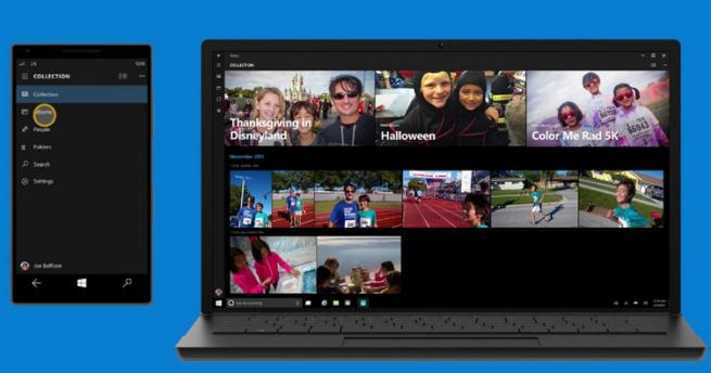 App de Fotos en Windows 10