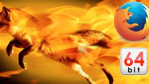 Cómo actualizar Firefox de 32 bits a 64 bits