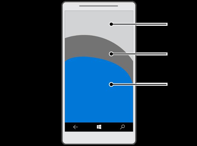 Interactuar apps Windows 10