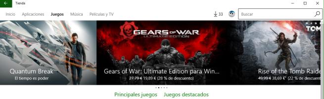 Juegos Microsoft Studios