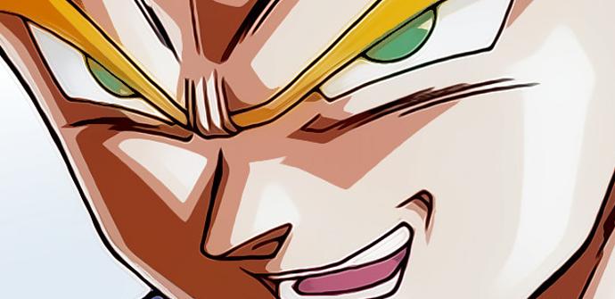 Manga Anime Goku