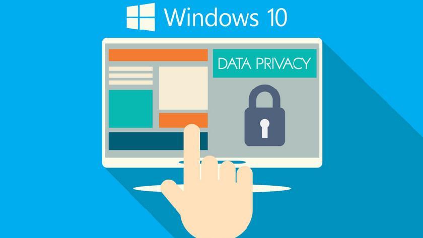 Privacidad en Windows 10 de Microsoft