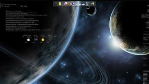 Ya está disponible la beta de Rainmeter 4.0