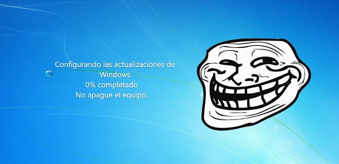 Windows Troll Update