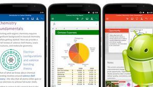 Microsoft Office para Android se actualiza, permite guardar archivos en tarjetas SD y otras novedades