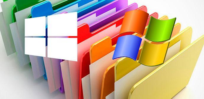 Explorador archivos Windows 10