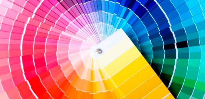 Resultado de imagen para paleta de colores
