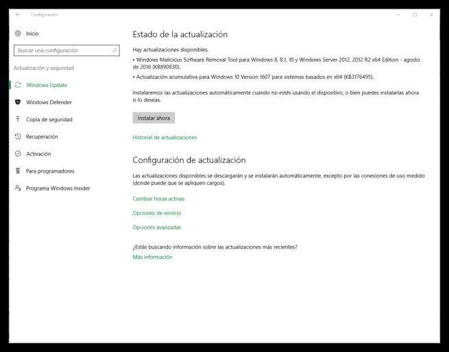 Boletines de seguridad de Microsoft