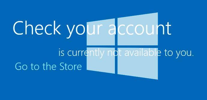 Error Windows 10