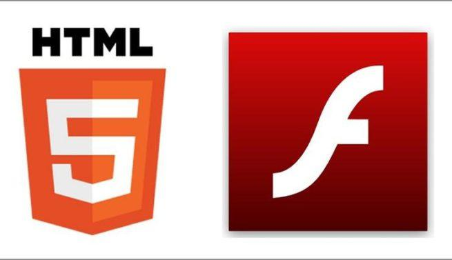 HTML5 y Flash en Chrome