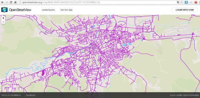 OpenStreetView