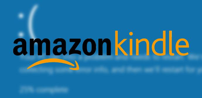 Windows 10 Amazon Kindle