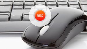 Graba los movimientos del ratón y pulsaciones del teclado para realizar tareas automatizadas